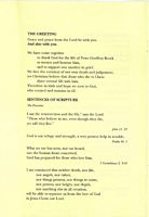 Peter Brock's Funeral Program - Page 11