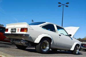 Holden Chrome Bumper Show & Shine